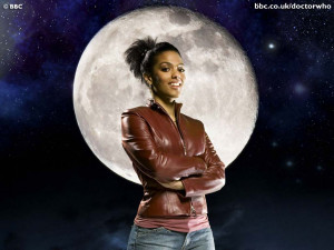 Freema Agyeman Doctor Who