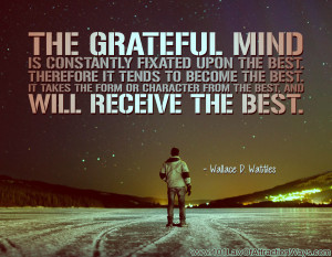 wallace d wattles quotes