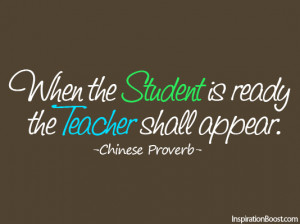 Teacher Quotes Inspirational For Students Quotes, chinese quotes