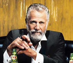 Advertising: The Most Interesting Man in the World