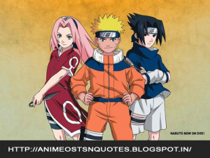 Famous Naruto Quotes