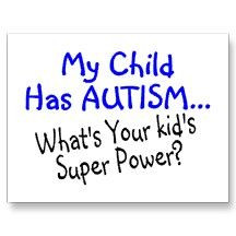 Autism quote. Love it!