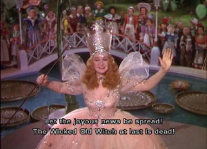Glenda The Good Witch Quotes
