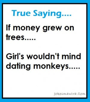 Funny Saying About Girlfriend