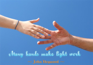 quotes about team work