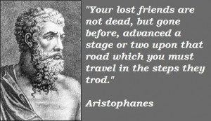 Aristophanes famous quotes 1