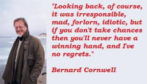 Bernard cornwell famous quotes 1