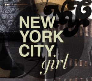 ... and an extra-roomy bag are a New York City girl's best friends