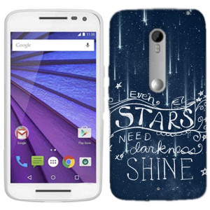 ... Quote QOTD Motorola Moto X Pure Edition Moto X Style Phone Cover Case