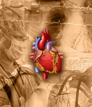 ... cardiologists created an alternative to open heart surgery
