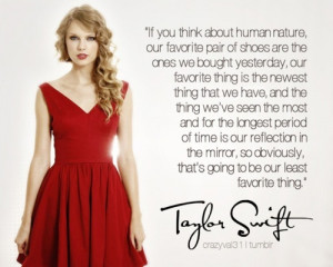 taylor swift red quotes - Google Search