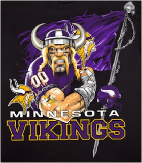 The Minnesota Vikings Are