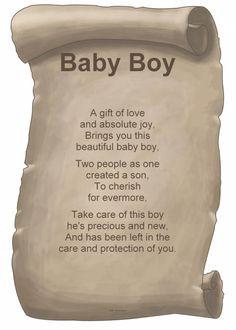 baby boy ♥