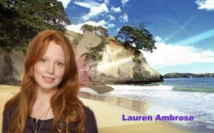 Lauren Ambrose HD Wallpaper