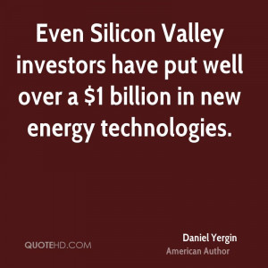 Even Silicon Valley investors have put well over a $1 billion in new ...
