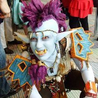Wow Troll Costume