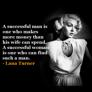 Lana Turner Inspirational...