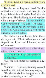 Vanity Fair Article Page 125: