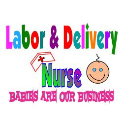 labor_delivery_nurse_rectangle_magnet.jpg?height=250&width=250 ...