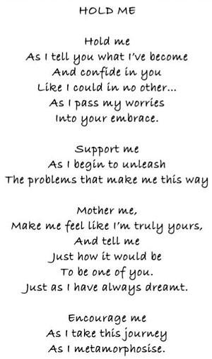 Self Harm Poems Teenagers Self