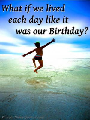 inspirational birthday quote