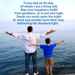 Father's Love - A Poem (Dedicated to God, Our Heavenly Father)