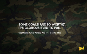 Quotes About Soldiers Sacrifice