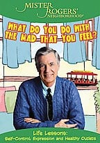 Mister Rogers Neighborhood - Mad You Feel/ Adventures in Friendship
