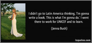 ... gonna-write-a-book-this-is-what-i-m-gonna-do-i-went-jenna-bush