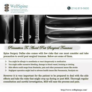 Ease Back and Neck disorders with Minimally Invasive Spine Surgery ...