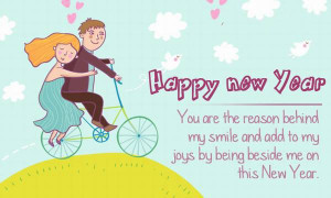 best lovely love new year quotes