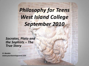 Plato Rhetoric Philosophers