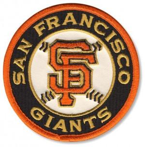 San Francisco Giants Sleeve Logo (Alternate Home Jersey)