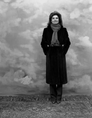Jacqueline Kennedy Onassis, forever regal.