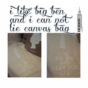 big ben bag