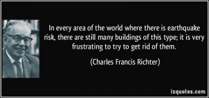 Charles Richter's quote #1