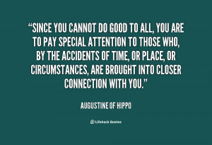 St Augustine of Hippo Quotes