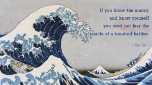 Sun Tzu on the importance of inner and outer leadership