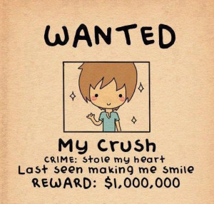 wanted #my crush #cute pictures #cute cartoon #cartoon