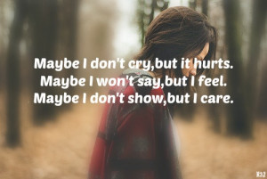 depressed hiding feelings life pain photography sad quotes