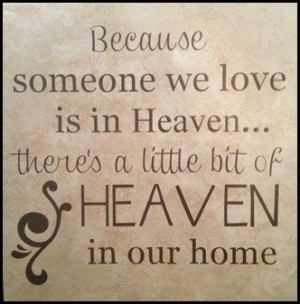 Grieving quotes, thoughts, sad, sayings, heaven