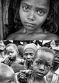 Hungry Children & World Hunger Facts
