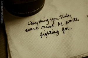 Home » Picture Quotes » Inspirational » Anything you truly want ...
