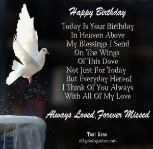 ... Birthday Wish, Birthday Mom, Heavens Quotes, Angel Baby, Heavens Above