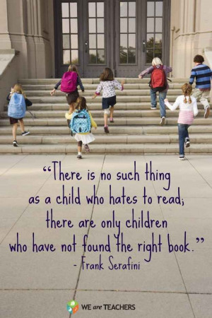 ... Classroom Library: | 27 Awesome Straight-Talk Quotes About Teaching