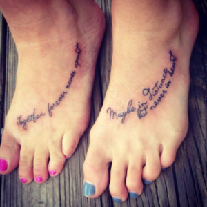 Mom and daughter or best friends Tattoo Ideas, Tattoo Sorority, Best ...