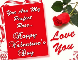 Valentines Day Love Cards: Valentine Love Greeting Cards With Quotes