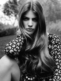 ... beautiful woman russell inkblot cameron russell russell perfect women