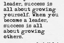 Leadership Quotes / by Institute for Compassionate Leadership