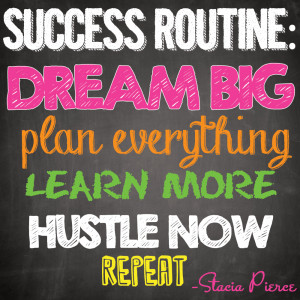 Success Routine